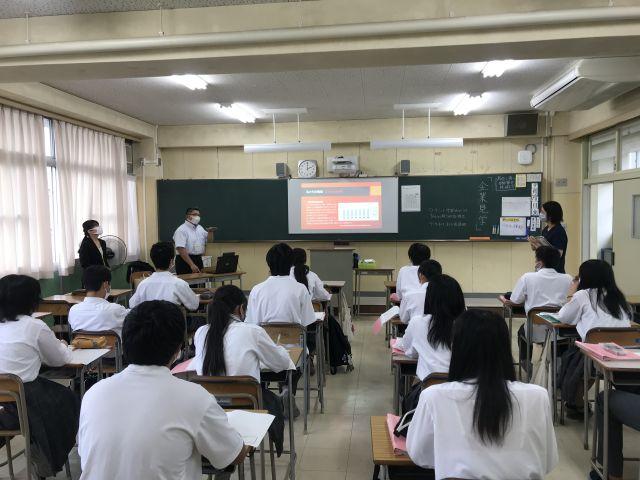 ASAGOiNGゼミU-18 しごとゼミ(企業見学会)
